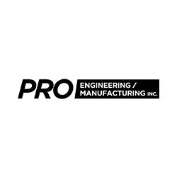 PRO Engineering Manufacturing Logo