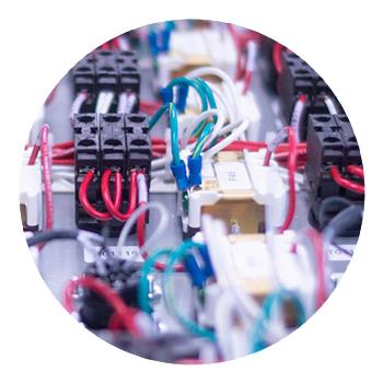 automation wiring PLC