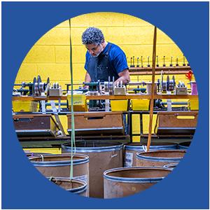 Ribbon Manufacturing Process
