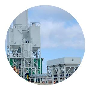Large JEL Manufacturing Plant